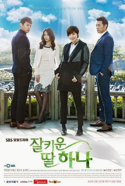 Drama+Korea+A+Well+Grown+Daughter,+Hana Film Drama Korea Terbaru 2014