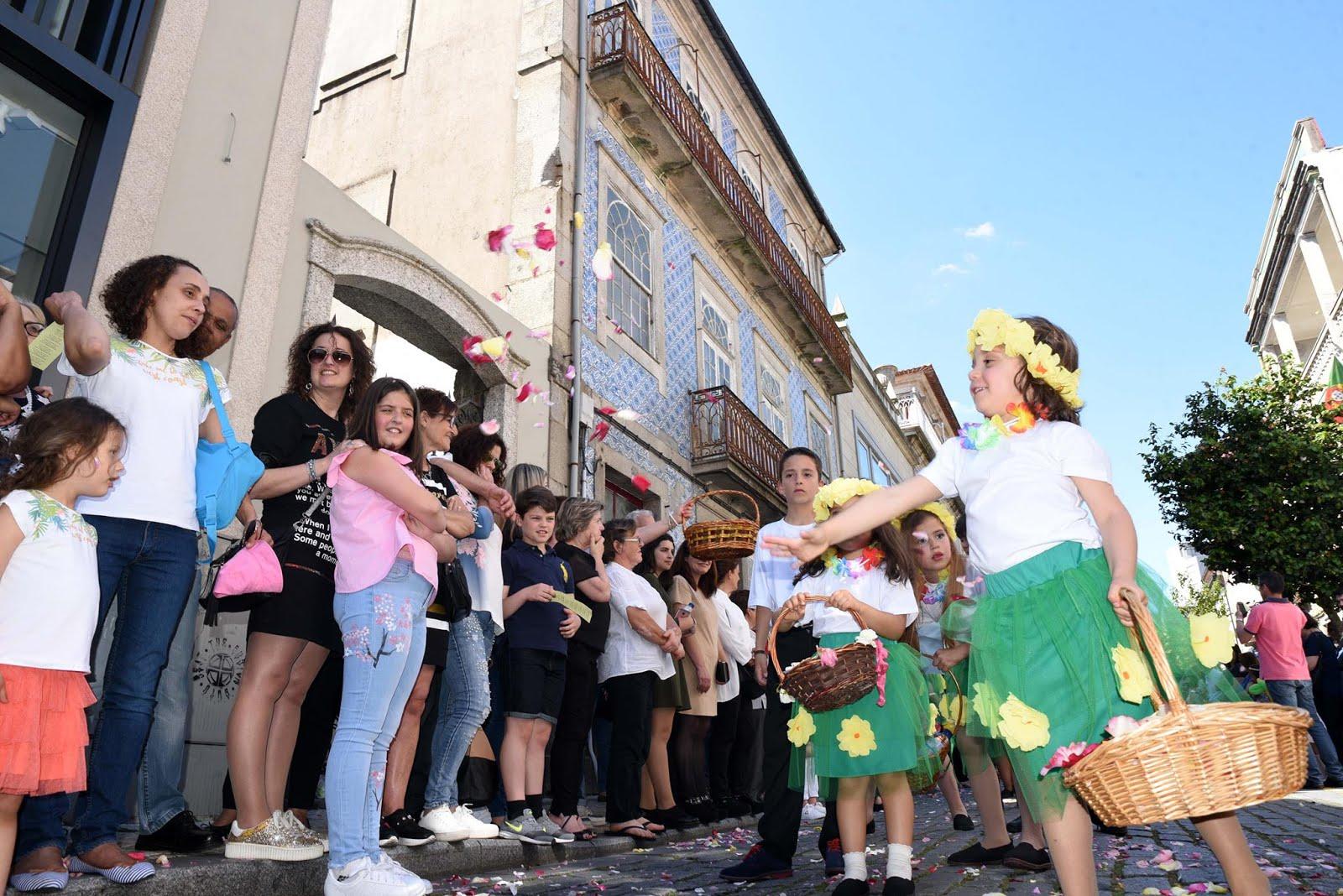 Festa da Flor - Desfile Batalha das Flores