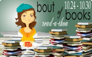 sign up for the Bout of Books Read-a-Thon October 24th through October 30th
