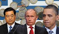 Γιατί οι τρεις «ισχυροί» του πλανήτη τρέμουν μια ελληνική πτώχευση