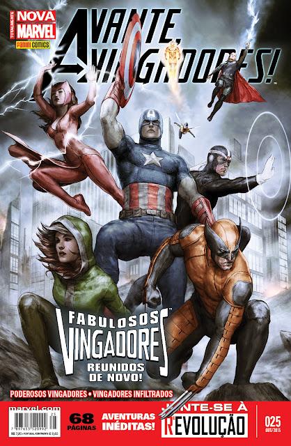 Checklist Marvel/Panini (Julho/2019 - pág.08) - Página 3 AVANTE%2BVINGADORES%2521%2B25