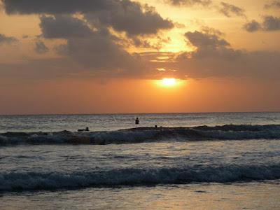 4 Best Sunset Watching Spots in Bali, Indonesia - Kuta Beach