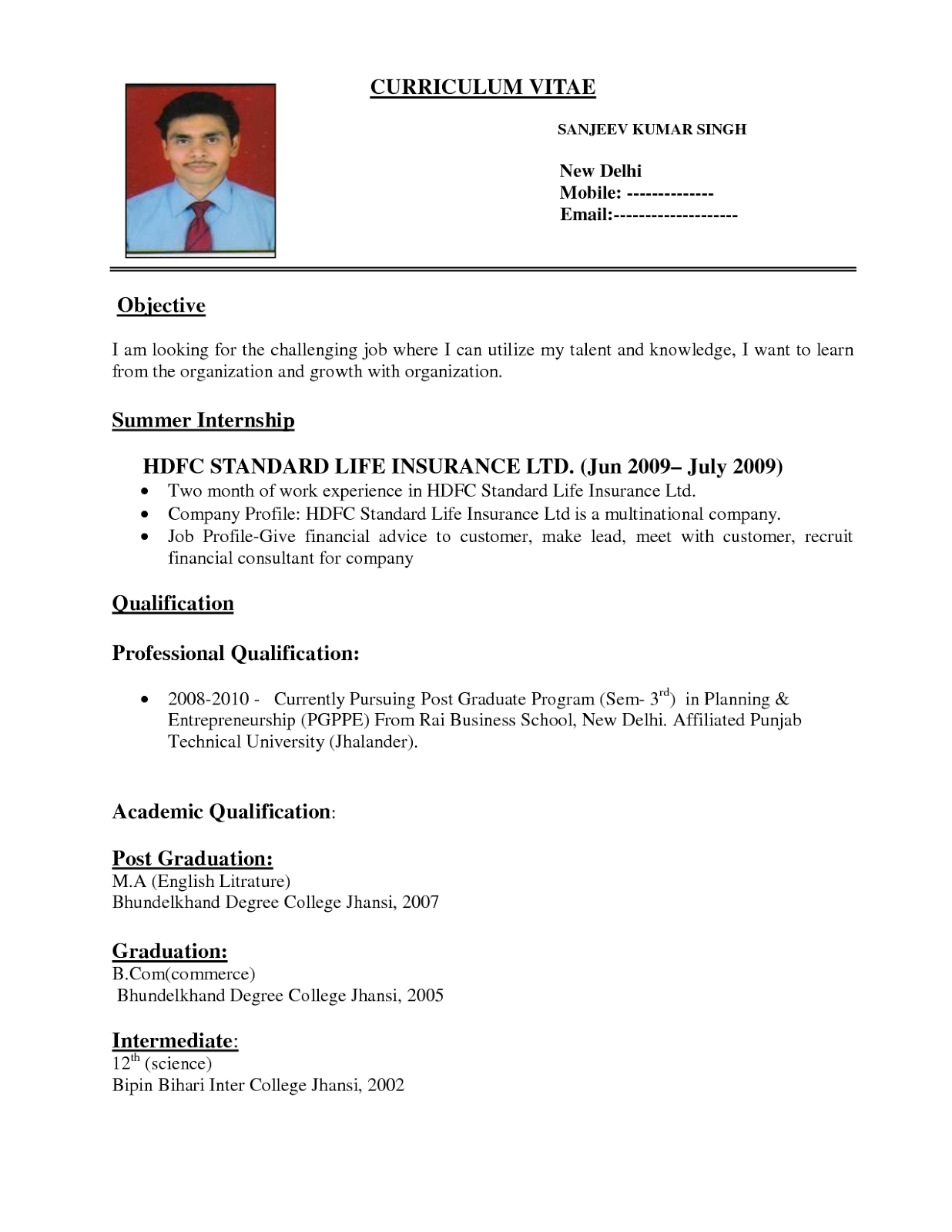 Best Teaching Resume: Good Resume Objective Statements, Personal ...