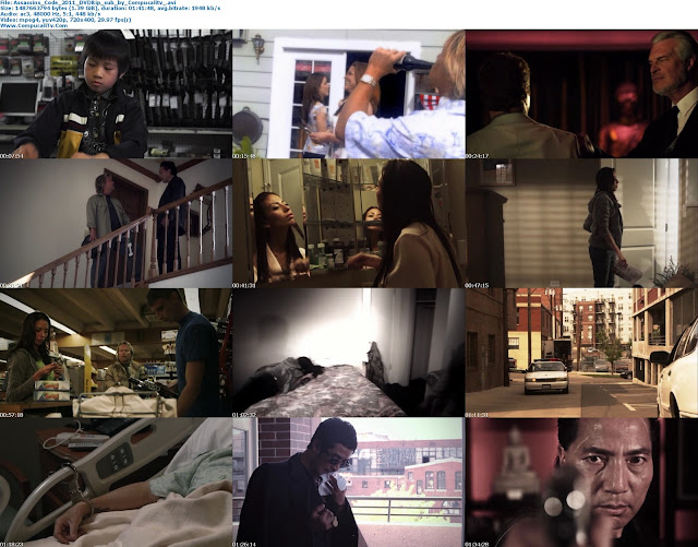 Codigo De Los Asesinos [Assassins Code] 2011 [DVDRip] Subtitulos Español Latino Descargar