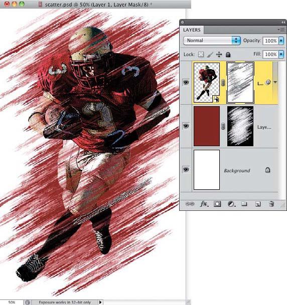 Create Custom Brush Effects In Photoshop