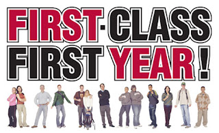first class first year