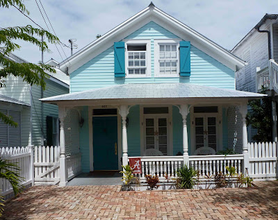 Last dance key west for Elevated key west style house plans