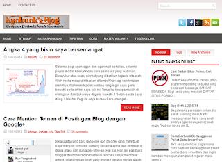Kankunk Blog