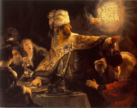 Belshazzar'ın Ziyafeti