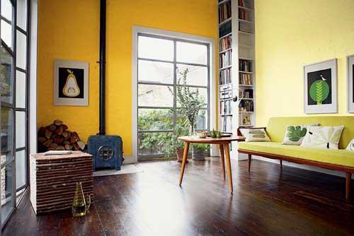 Colores fr os colores c lidos decoraci n for Colores para pintar una casa por dentro