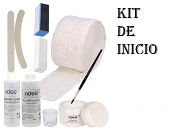 Practico Kit para uñas de porcelana