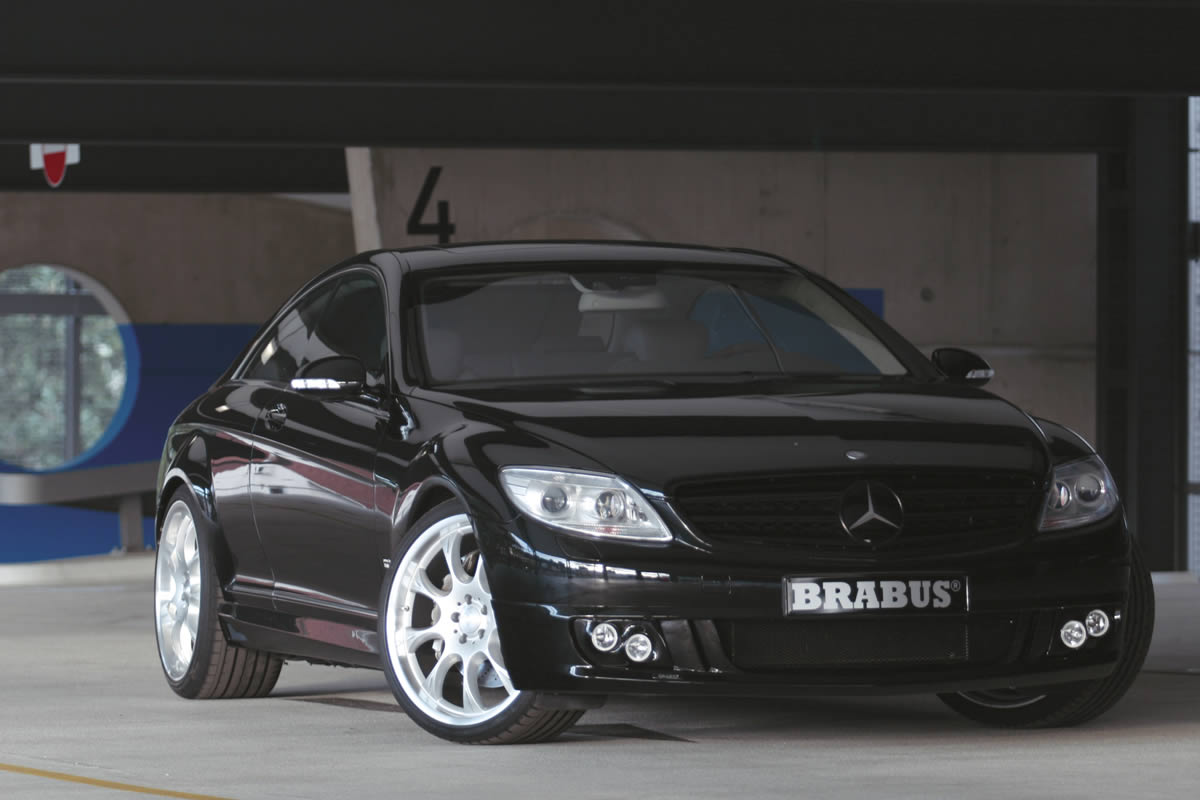 Brabus Cl Coupe Pictures Beautiful Cool Cars Wallpapers