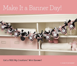 Make It a Banner Day- this month only!