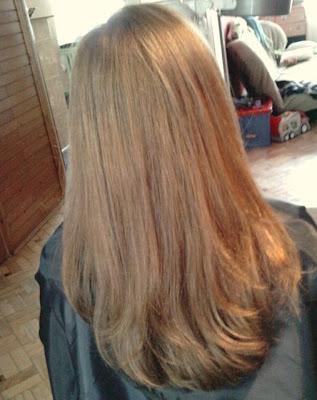 Wasze włosy u Mysi. Z platyny na kajmak