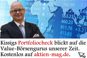 ▶ Value-Gurus: Kissigs Portfoliocheck