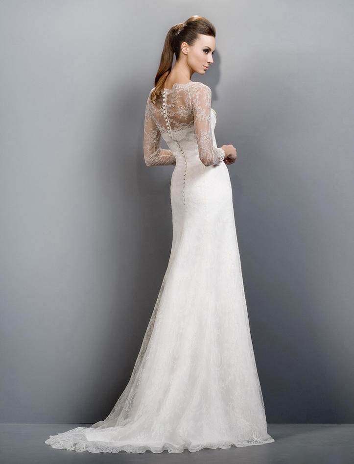 39 sheath wedding style dresses 39 make a flairy appearance