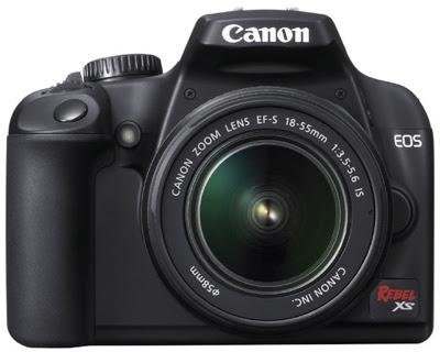 Canon EOS Rebel XS Manual