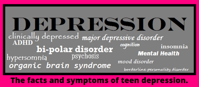 Suicide Prevention: The facts and symptoms of teen depression