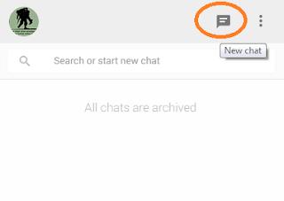 mengirim pesan whatsapp melalui komputer