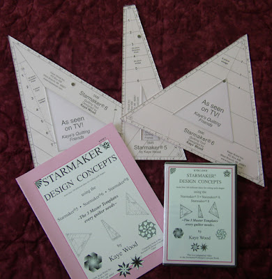 kaye wood's starmaker rulers