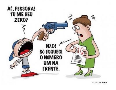Educação no Brasil - Um Asno