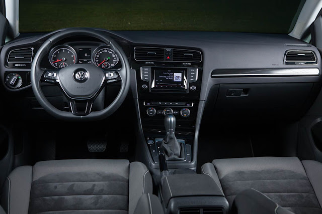 VW Golf 2016