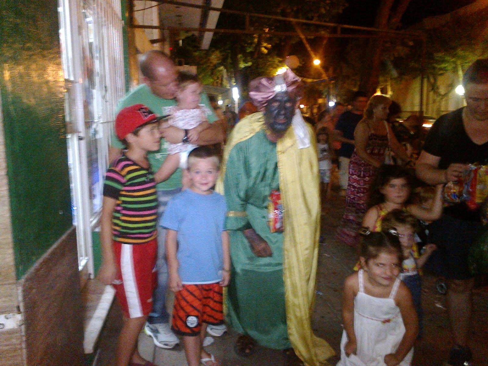 Casares On Line Los Reyes Magos Pasaron Repartiendo