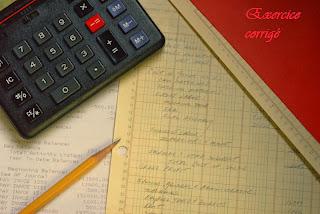 Exercices corrigés de la comptabilité générale 1 by cours fsjes