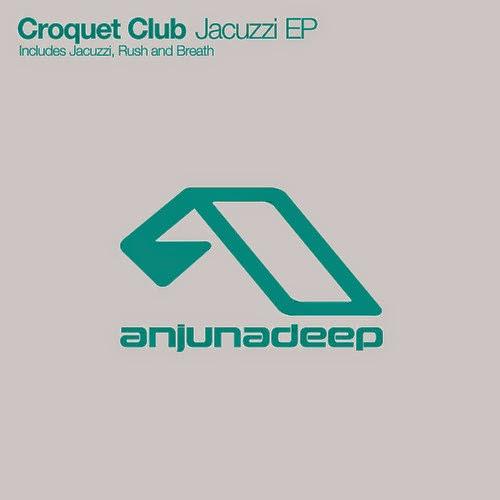 Croquet Club - Jacuzzi EP