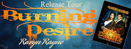 Burning Desire Release Tour & Giveaway