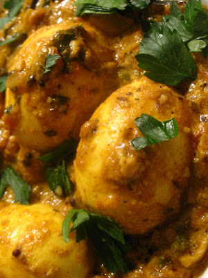 egg masala