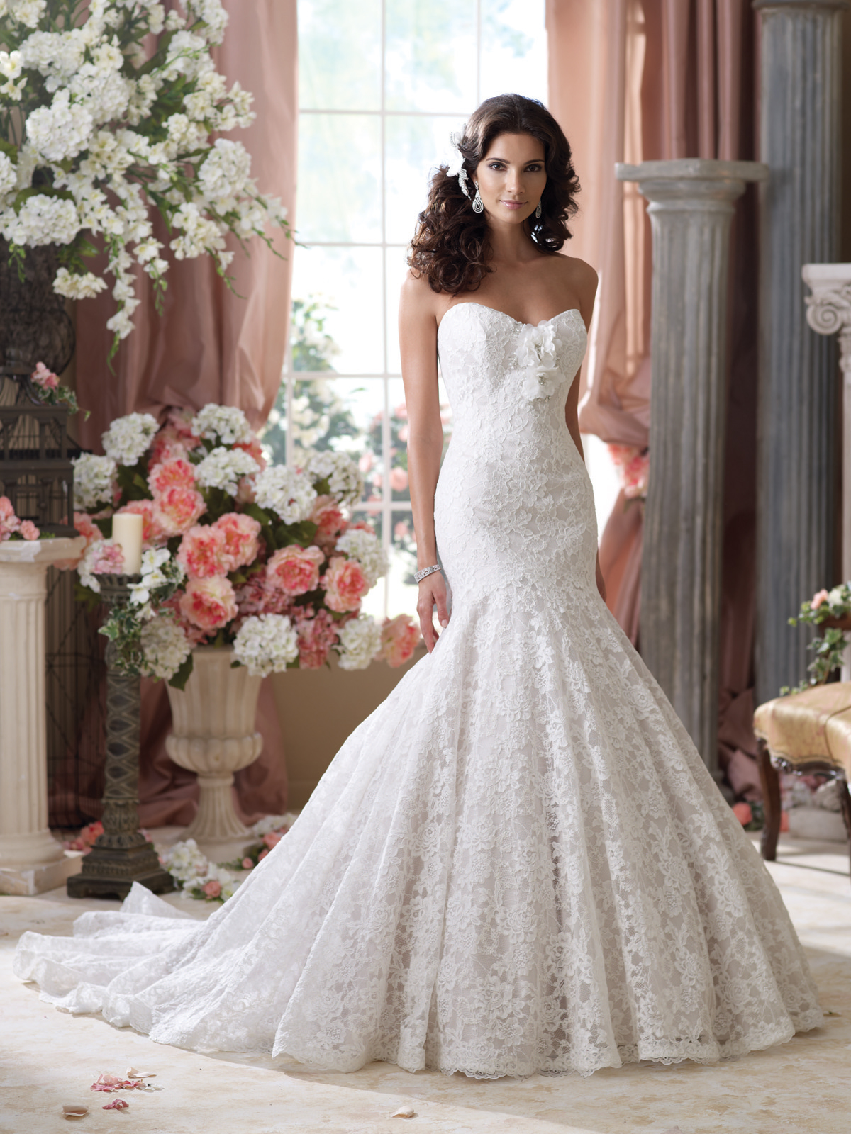 Davids Bridal Wedding Dresses 2015