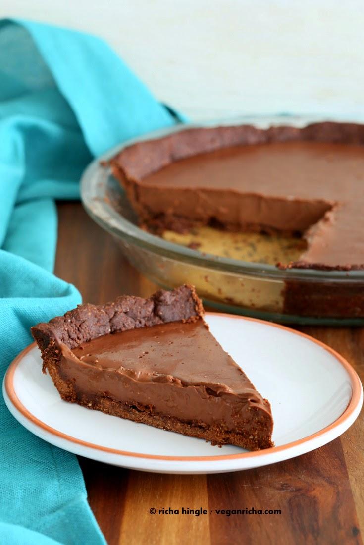 Orange-Chocolate Silk Pie Recipes — Dishmaps
