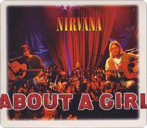 Nirvana About a Girl Descargar Gratis