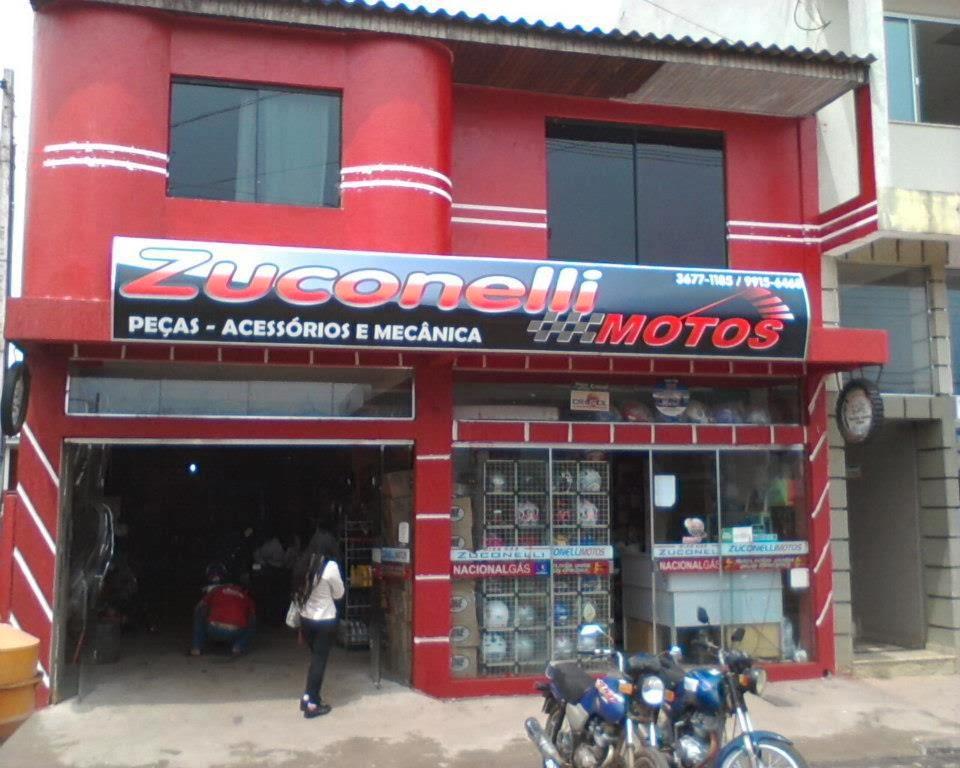Zuconelli-Motos E Zuconelli-Gàs