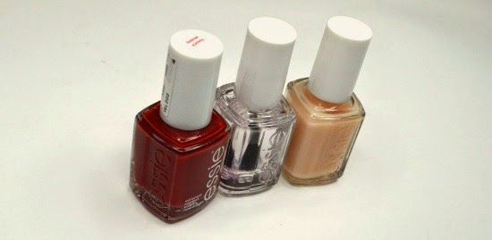 Smalto Essie Forever Yummy Grow Strong Let It Shine