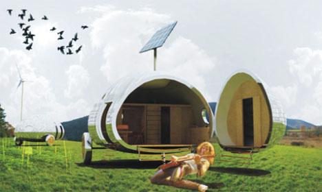 Vis le architecture urbanisme paysage patrimoine for Architecture qui se fond dans le paysage