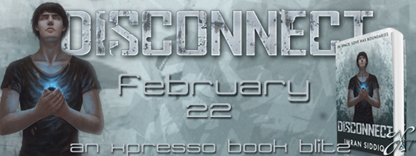Disconnect book blitz