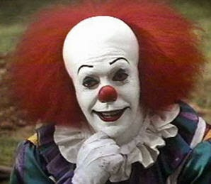 Where Pennywise got the band name from - Stephen King - It - Clown