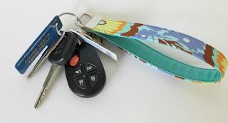 اشغال يدوية_طريقة صنع علاقة للمفاتيح