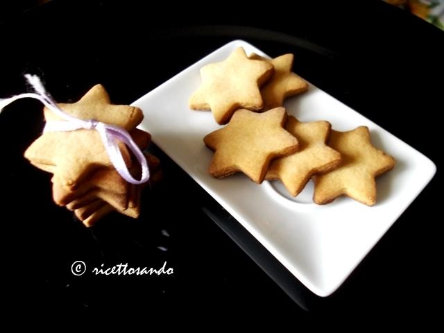 Biscotti gluten free per celiaci ricetta dolce per intolleranze