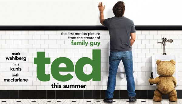 "Watching movie ""TED"" at Tropicana City Mall"