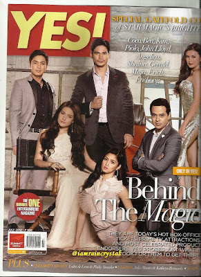 Yes Magazine - 20 Years of Star Magic