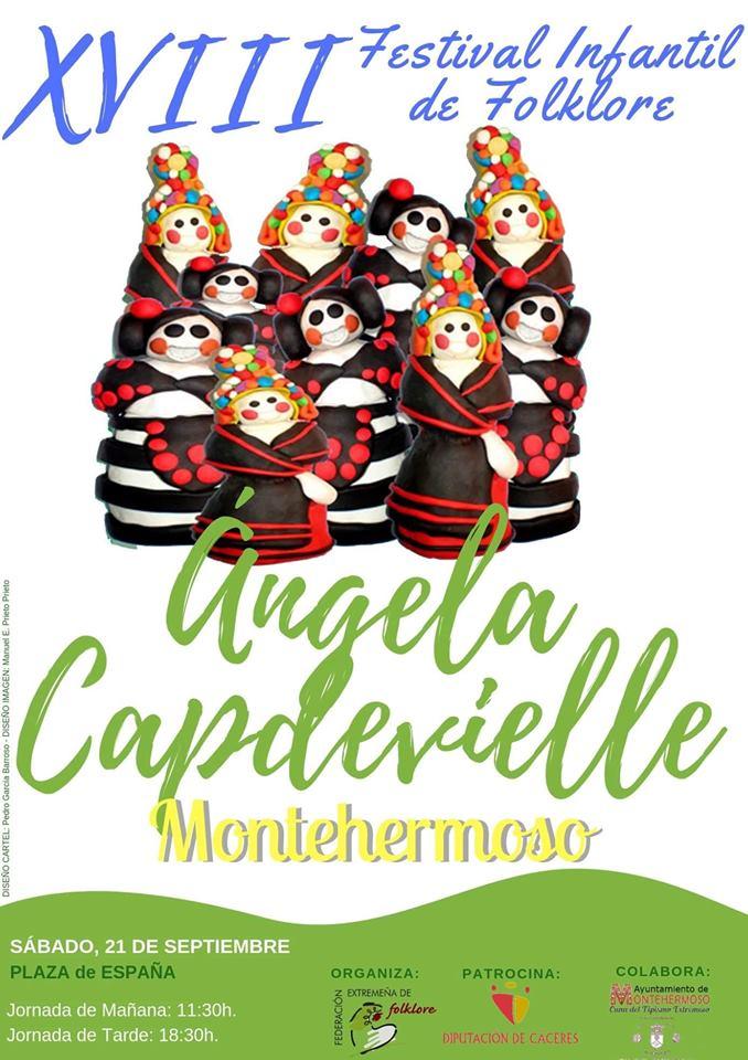 """XVIII FEstival Infantil de folklore """"Ángela Capdevielle"""""""