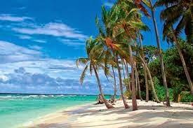 paraísos mar caribe