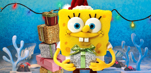 for those of you who didnt see my last minute post two weeks ago or who just want more of a good thing check out its a spongebob christmas again on - Spongebob Christmas Who