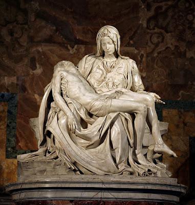 Escultura de Pietà