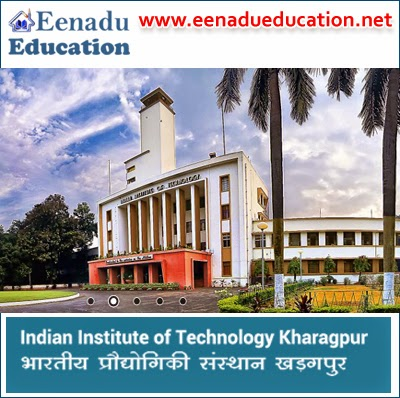Indian Institute of Technology Kharagpur: Various Posts