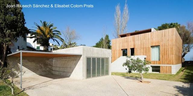 Residencia reformada en Puerto Pollenza estilo Contemporáneo