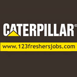 Caterpillar Mega Recruitment Drive For Freshers in January 2015 @ Chennai